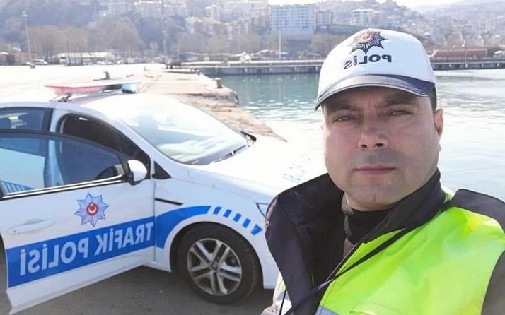 Zonguldak'ta polis memuru aşı randevusu aldığı gün yakalandığı Covid-19'dan hayatını kaybetti