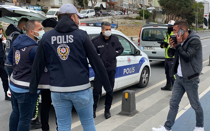 İstanbul'da drift yaparken yakayı ele verdi savunması pes dedirtti: Her şey bahanedir