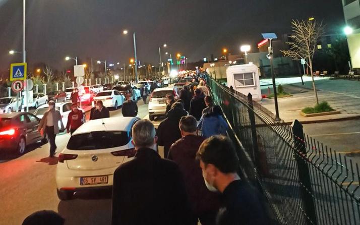 Sağlık Bakanı Fahrettin Koca duyurdu Ankaralılar gece yarısı kuyruğa girdi