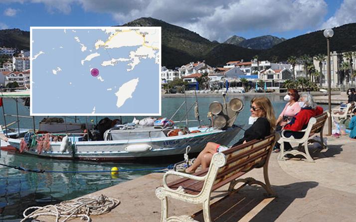 Ege Denizi'ndeki depremler sonrası şok iddia: Yanardağ harekete geçti