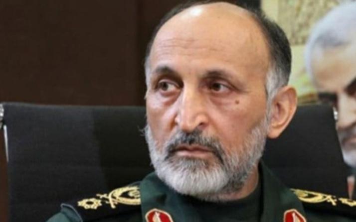 İran Devrim Muhafızları Ordusu Kudüs Gücü'nün iki numaralı ismi Hicazi öldü