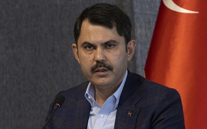 Bakan Murat Kurum uyardı: Önce biz değişmeliyiz