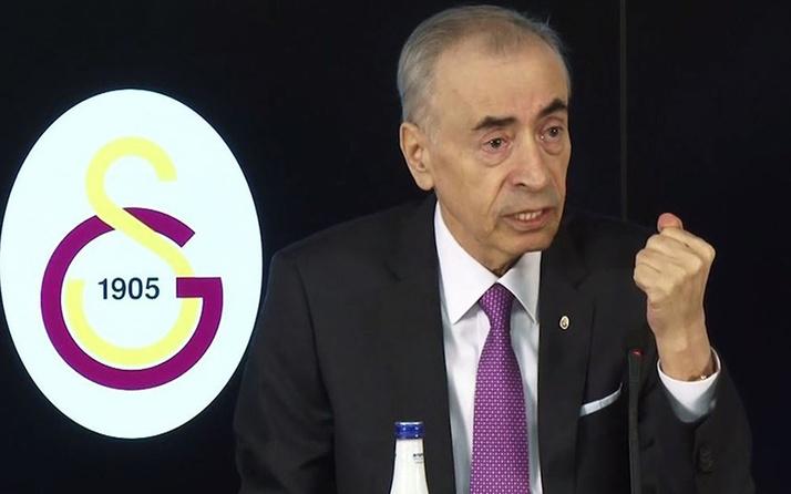 PFDK'dan Galatasaray'a ve Başkan Mustafa Cengiz'e ceza