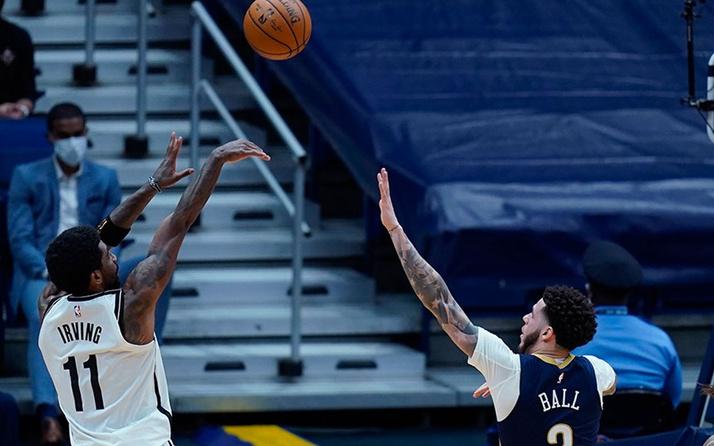 Brooklyn Nets'ten kritik galibiyet