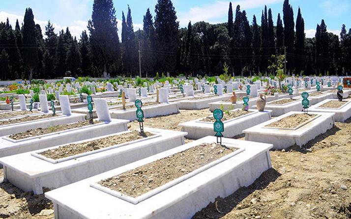 Mezarı kazıldı, ikinci kez toprağa verildi