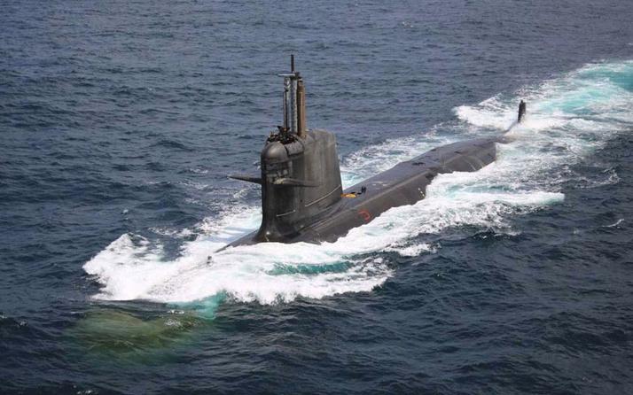 Endonezya'ya ait 53 asker taşıyan denizaltı kayboldu
