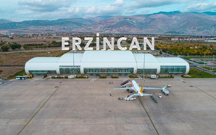 Erzincan Havalimanı'nın adı değişti! Cumhurbaşkanı Erdoğan duyurdu