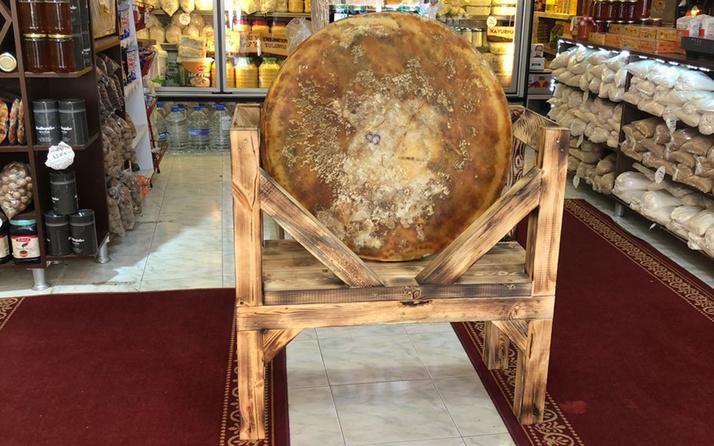 Kars'ta 1400 litre sütten üretildi! Bakın ne kadara satışa sundu