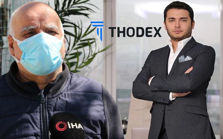Vurgun yapan Thodex'in kurucusu Faruk Fatih Özer'i komşusu anlattı: Babası biraz...