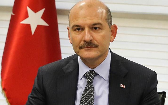 İçişleri Bakanı Süleyman Soylu'dan Kütahya'da şehit olan polis memuru için başsağlığı mesajı