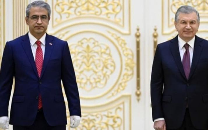 Cumhurbaşkanı Şevket Mirziyoyev'den çarpıcı Türkiye açıklaması