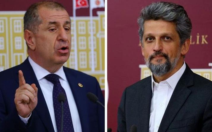 Ümit Özdağ'dan HDP'li Garo Paylan'a: Terbiyesiz tahrikçi adam çek git cehennemin dibine
