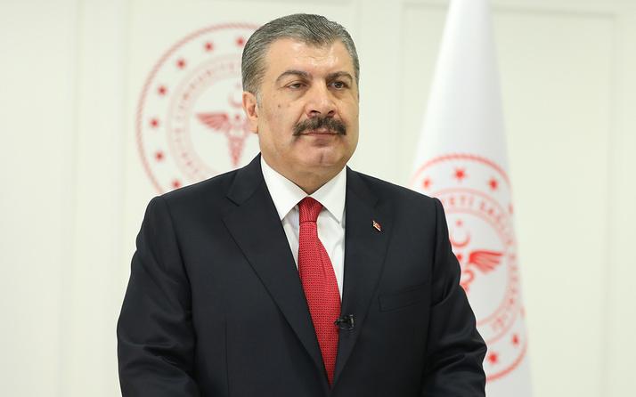 Sağlık Bakanı Fahrettin Koca'dan 'Eczacılar Günü' mesajı