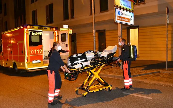 Almanya'daki bir bakımevinde 4 kişi bıçaklanarak öldürüldü