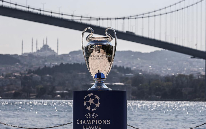 İstanbul'daki Şampiyonlar Ligi finali İngiltere'ye taşınıyor
