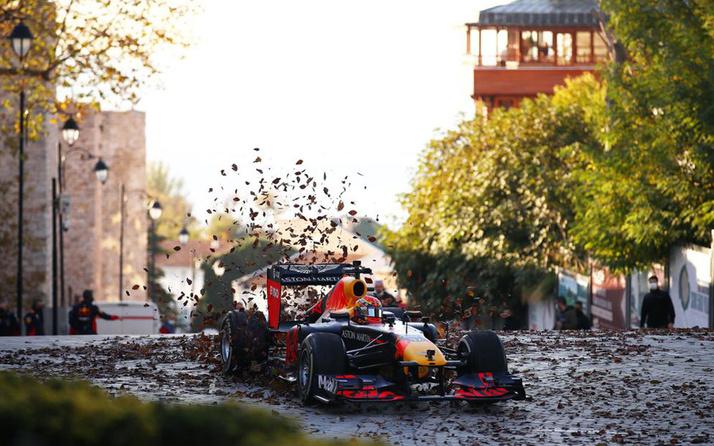 Formula 1 Türkiye Grand Prix'si öncesinde heyecen dorukta