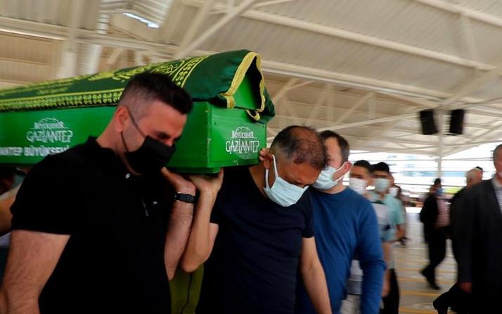 Gaziantep'te iftar için hazırlık yapan aile hayatlarını şokunu yaşadı