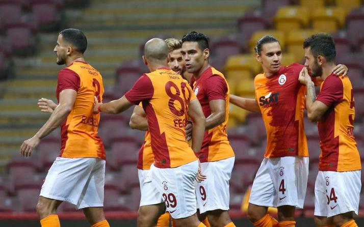 Galatasaray'da Falcao ve Feghouli ile yollar ayrılıyor