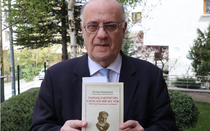 Ermenistan'ın ilk başbakanı 'Tehcir amacına uygundu' demiş