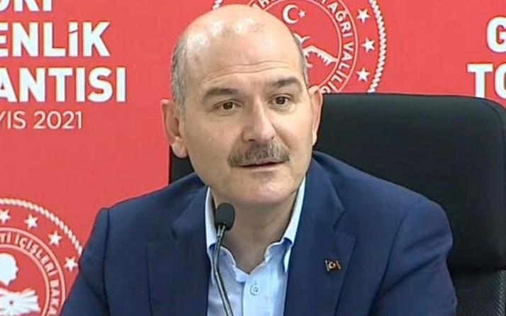 Son dakika Bakan Süleyman Soylu'dan tam kapanma açıklaması!