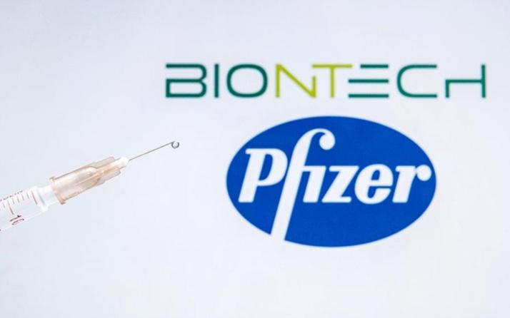 Pfizer koronavirüs aşısından elde edeceği gelir tahminini 33,5 milyar dolara yükseltti