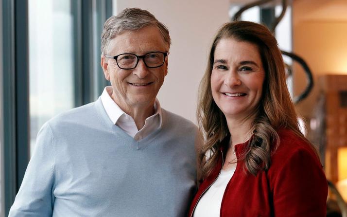 Bill Gates eşi Melinda Gates'ten boşanıyor! Melinda'ya milyar dolarlık hisse aktardı