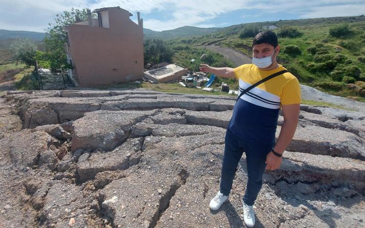 Kimse neler olduğunu bilmiyor! İzmir'de evler boşaltıldı 3 aydır...