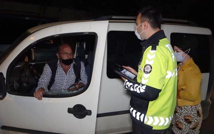 Kırıkkale'de '7 devlete de gidebilirim' dedi foyası sorguda döküldü