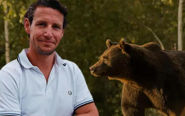 Avrupa'nın en büyük boz ayısıydı Lihtenştayn prensi vurarak öldürdü
