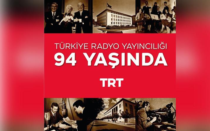 TRT Genel Müdürü İbrahim Eren'den  Radyo Yayıncılığının 94. Yılına Özel Kutlama Mesajı