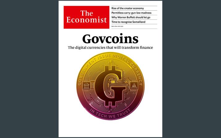 The Economist'ten ABD'yi kızdıracak kripto para kapağı