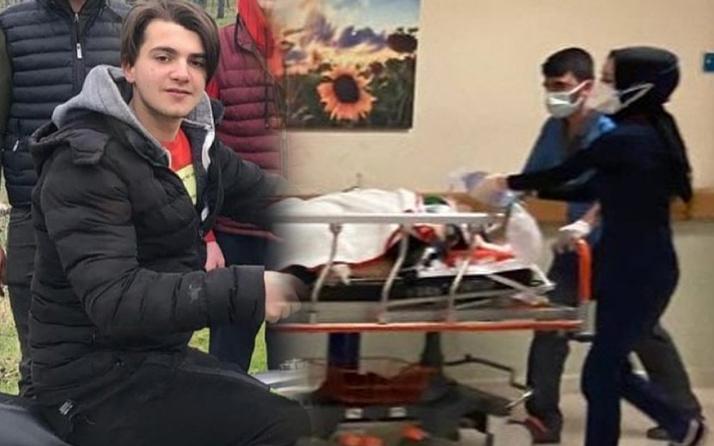 Acı haber geldi! Bursa'da 16 yaşındaki genç feci şekilde can verdi!