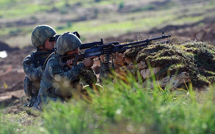 PKK'ya bir pençe daha atıldı! 2 terörist etkisiz hale getirildi