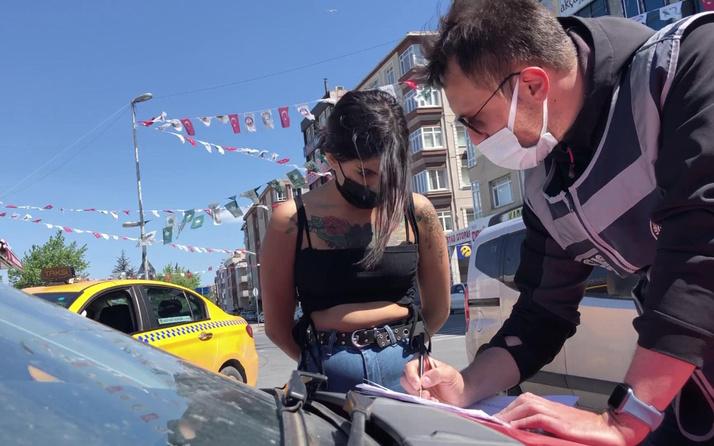 İstanbul'da araçtan indirildiler! Bahaneleri pahalıya patladı