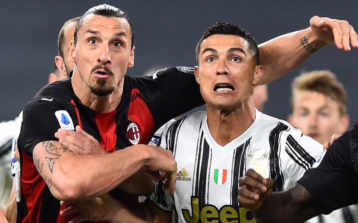 Milan, Juventus'u deplasmanda devirdi