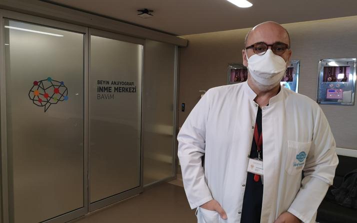 Koronavirüsle birlikte 'inme' riskine dikkat