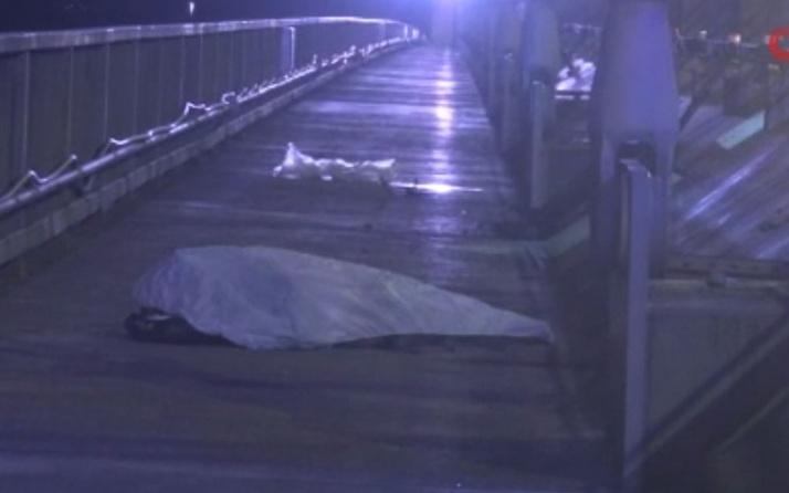 FSM'de tek teker giderken kaza yapan motosikletli hayatını kaybetti