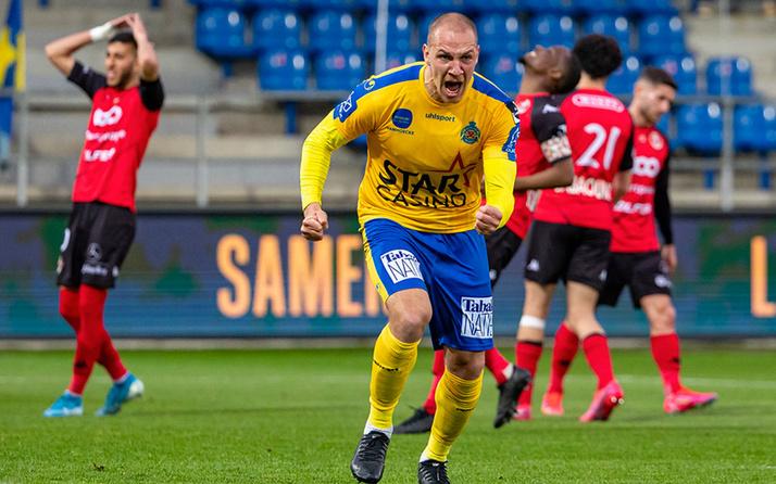 Michael Frey'in golleri yetmedi Waasland-Beveren küme düştü
