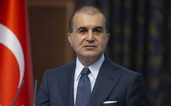 AK Partili Ömer Çelik'ten İsrail'e arka çıkanlara tepki: Çocuk katillerinin işbirlikçisi