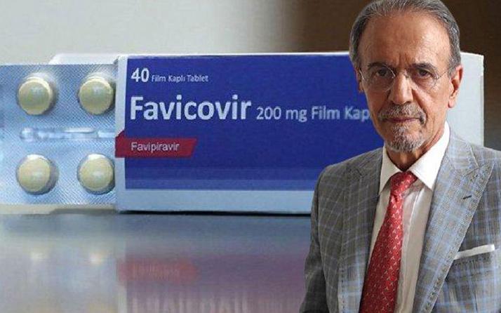 Favipiravir'in yan etkisi var mı? Prof. Dr. Mehmet Ceyhan açıkladı