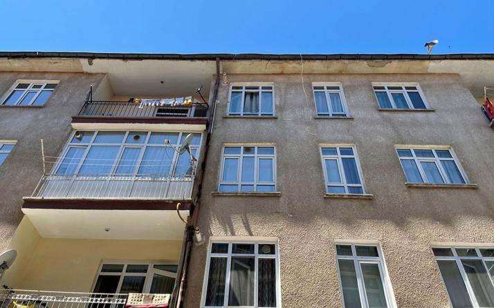 Ankara'da dördüncü kattan düşen 5 yaşındaki kız çocuğu öldü