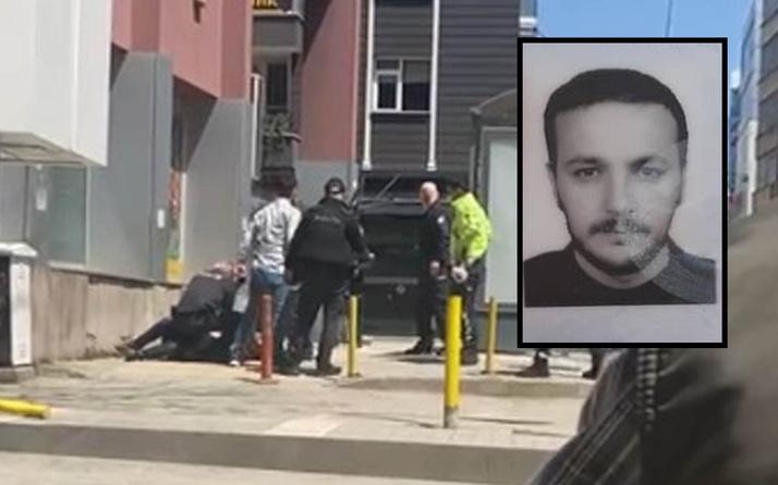 Trabzon'da sokakta rastgele ateş açan kişi aynı silahla intihar etti
