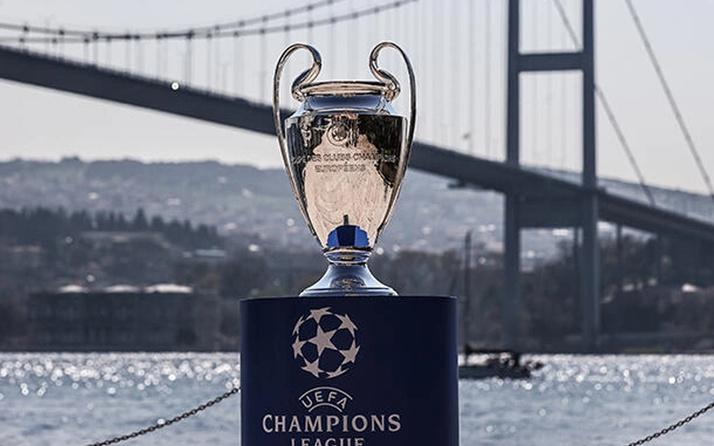 2023 Şampiyonlar Ligi finaline İstanbul ev sahipliği yapacak
