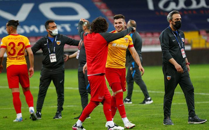 Fenerbahçe deplasmanda Kayserispor'u yendi