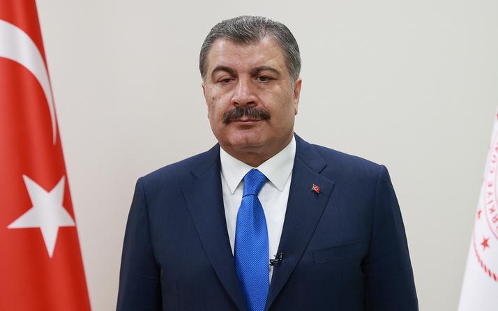 Türkiye Almanya ve Çin'i geride bıraktı, Bakan Fahrettin Koca duyurdu