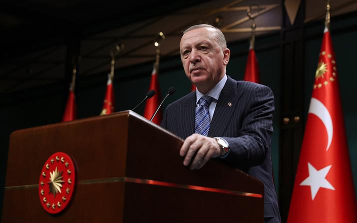 Cumhurbaşkanı Erdoğan'dan ABD'nin PKK'ya desteğine tepki
