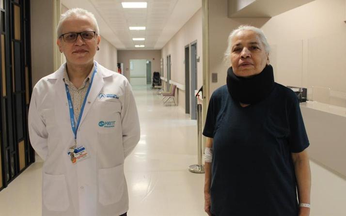 İzmir'de kol ağrısıyla gittiği gerçeği öğrenince şaştı kaldı: Günlerce uyayamıyordum