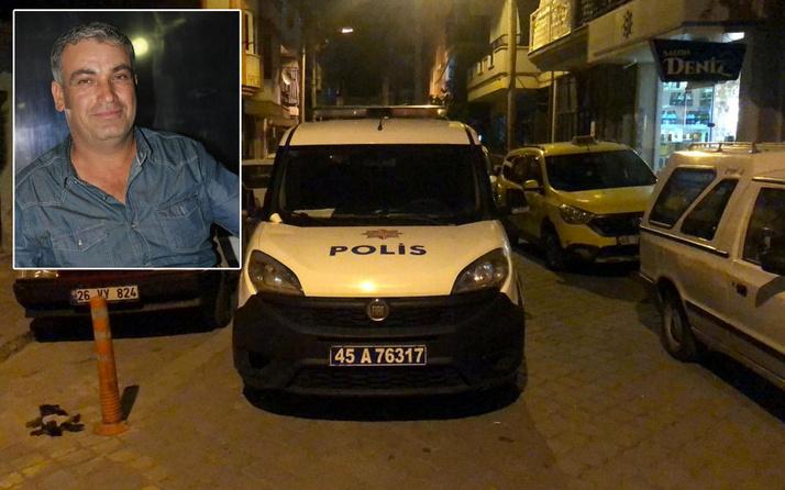 Manisa'da korkunç olay! Eve alkollü gelen babasını öldürdü
