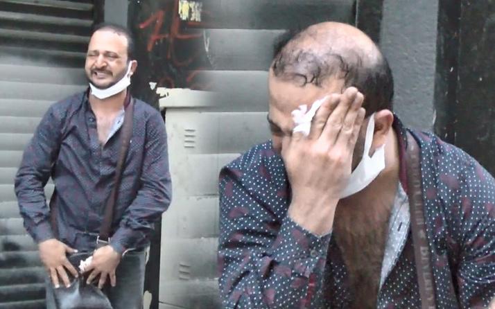 İstanbul'da iş yerinde kabusu yaşadı dünyası başına yıkıldı!