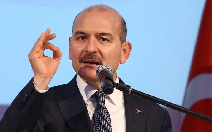 Süleyman Soylu Sedat Peker hakkında suç duyurusunda bulundu